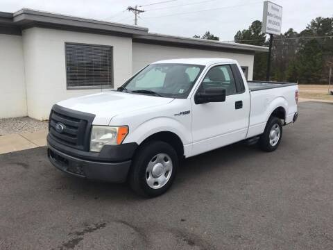 2009 Ford F-150 for sale at Rickman Motor Company in Somerville TN