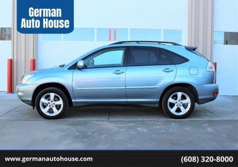 2006 Lexus RX 330 for sale at German Auto House in Fitchburg WI