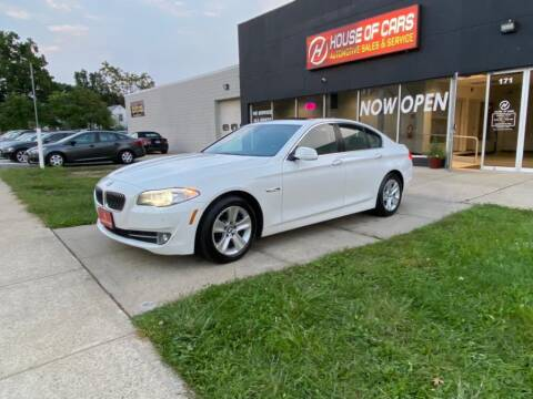 2013 BMW 5 Series for sale at HOUSE OF CARS CT in Meriden CT