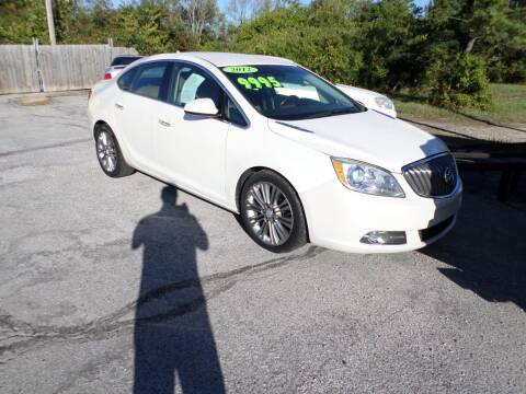 2012 Buick Verano for sale at Credit Cars of NWA in Bentonville AR