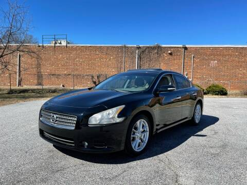 2009 Nissan Maxima for sale at RoadLink Auto Sales in Greensboro NC