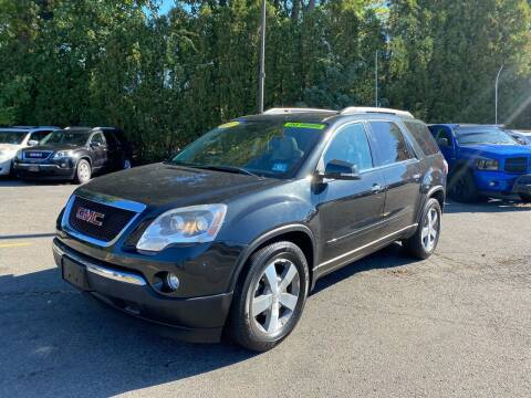 2012 GMC Acadia for sale at The Car House in Butler NJ
