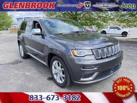 2019 Jeep Grand Cherokee for sale at Glenbrook Dodge Chrysler Jeep Ram and Fiat in Fort Wayne IN