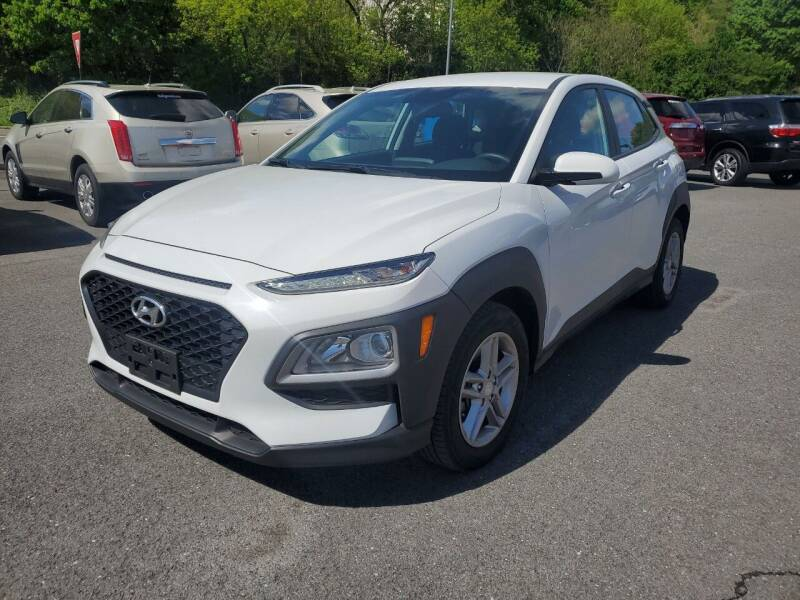 2018 Hyundai Kona for sale at Mulligan's Auto Exchange LLC in Paxinos PA