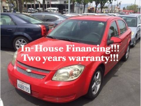 2009 Chevrolet Cobalt for sale at Sidney Auto Sales in Downey CA