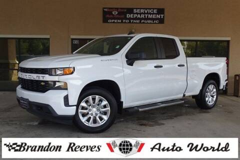 2019 Chevrolet Silverado 1500 for sale at Brandon Reeves Auto World in Monroe NC