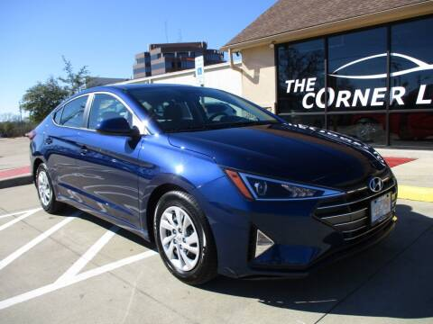 2020 Hyundai Elantra for sale at Cornerlot.net in Bryan TX
