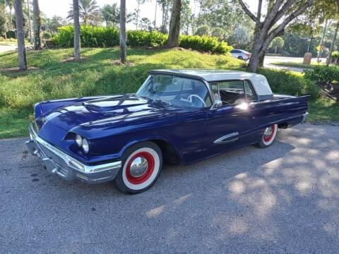 1959 Ford Thunderbird for sale at Premier Motorcars in Bonita Springs FL