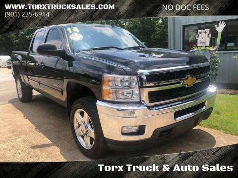 2014 Chevrolet Silverado 2500HD for sale at Torx Truck & Auto Sales in Eads TN