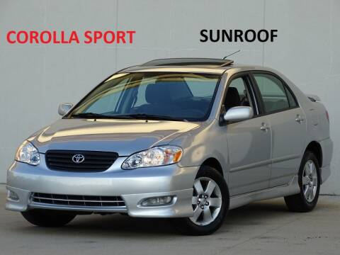 2006 Toyota Corolla for sale at Chicago Motors Direct in Addison IL