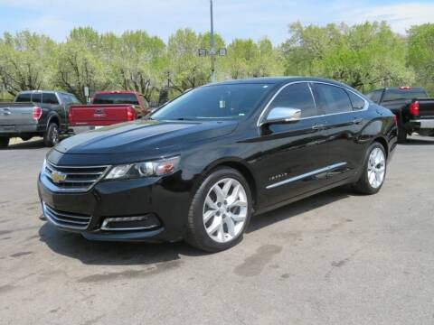 2015 Chevrolet Impala for sale at Low Cost Cars North in Whitehall OH