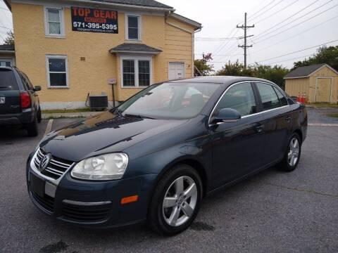 2008 Volkswagen Jetta for sale at Top Gear Motors in Winchester VA