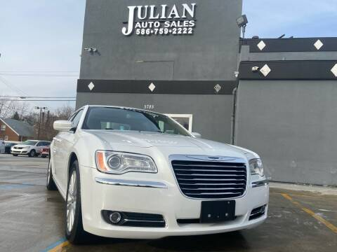 2013 Chrysler 300 for sale at Julian Auto Sales, Inc. in Warren MI