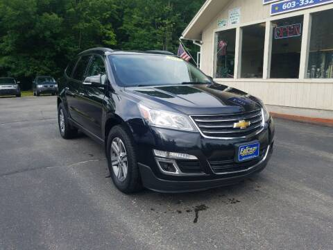 2015 Chevrolet Traverse for sale at Fairway Auto Sales in Rochester NH