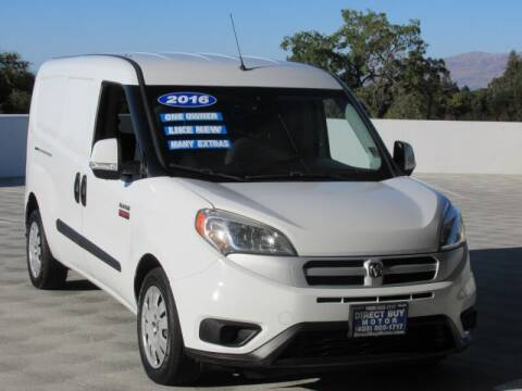 2016 RAM ProMaster City Wagon for sale at Direct Buy Motor in San Jose CA