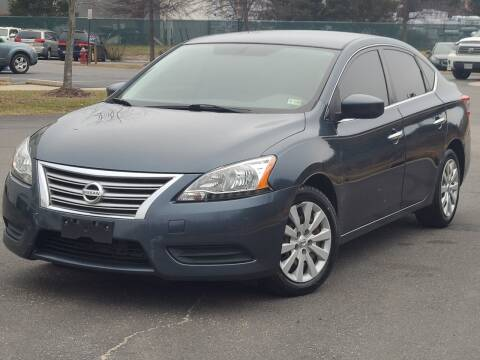 2013 Nissan Sentra for sale at Lexton Cars in Sterling VA