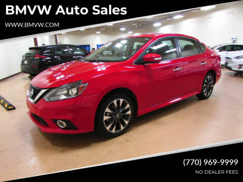 2019 Nissan Sentra for sale at BMVW Auto Sales - Electric Vehicles in Union City GA