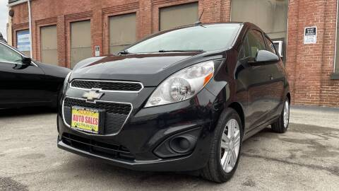 2013 Chevrolet Spark for sale at Rocky's Auto Sales in Worcester MA