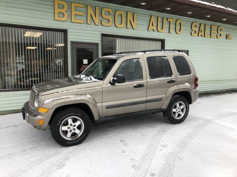 2005 Jeep Liberty for sale at Superior Auto Sales in Duncansville PA