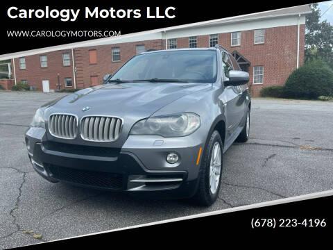 2009 BMW X5 for sale at Carology Motors LLC in Marietta GA