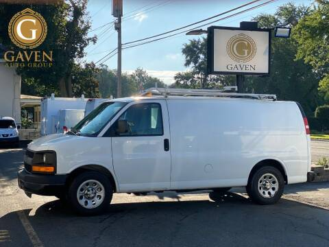 2012 Chevrolet Express Cargo for sale at Gaven Auto Group in Kenvil NJ