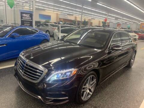 2015 Mercedes-Benz S-Class for sale at Dixie Motors in Fairfield OH