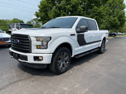 2016 Ford F-150 for sale at VK Auto Imports in Wheeling IL