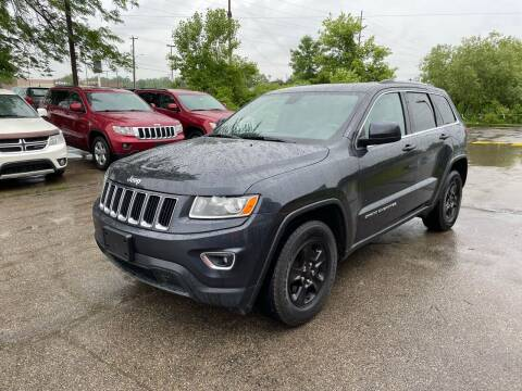 2015 Jeep Grand Cherokee for sale at Dean's Auto Sales in Flint MI