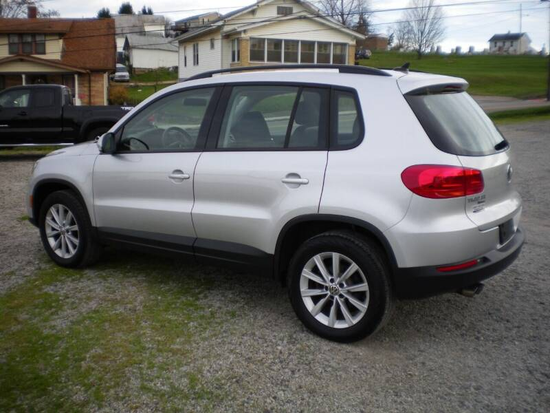 2017 Volkswagen Tiguan AWD 2.0T Limited S 4Motion 4dr SUV - Barnesville OH