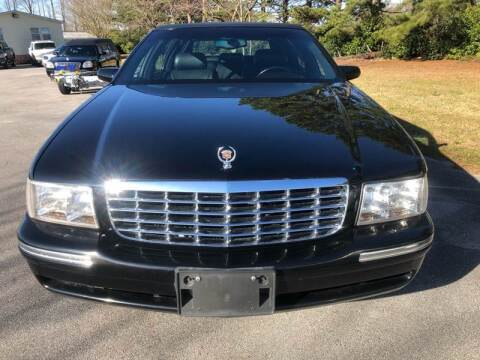 1999 Cadillac DeVille for sale at Greenville Motor Company in Greenville NC