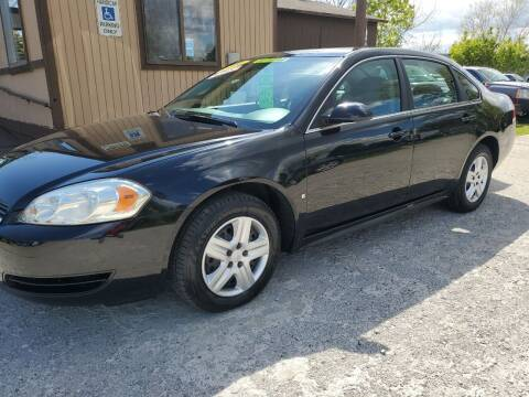 2010 Chevrolet Impala for sale at Kachar's Used Cars Inc in Monroe MI