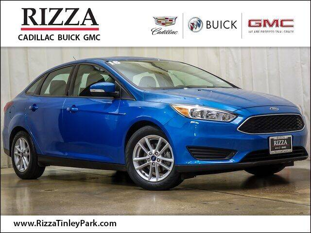 2016 Ford Focus for sale at Rizza Buick GMC Cadillac in Tinley Park IL