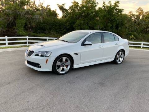 2009 Pontiac G8 for sale at Unique Sport and Imports in Sarasota FL