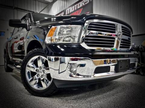 2015 RAM Ram Pickup 1500 for sale at Carder Motors Inc in Bridgeport WV