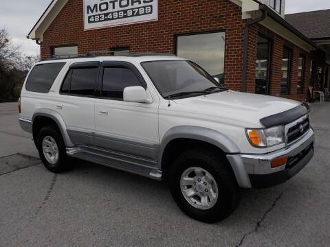 1998 Toyota 4Runner for sale at C & C MOTORS in Chattanooga TN