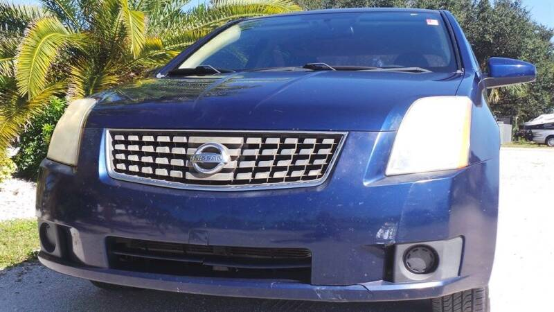 2007 Nissan Sentra for sale at Southwest Florida Auto in Fort Myers FL