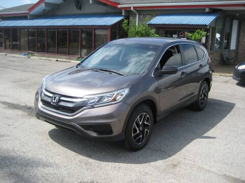 2016 Honda CR-V for sale at Import Auto Connection in Nashville TN