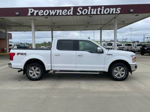 2019 Ford F-150 for sale at Preowned Solutions in Urbandale IA