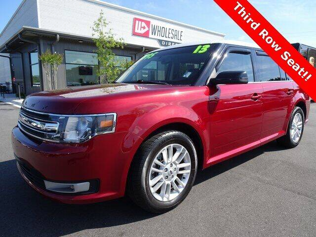 2013 Ford Flex for sale at Wholesale Direct in Wilmington NC