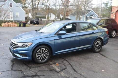 2019 Volkswagen Jetta for sale at Absolute Auto Sales, Inc in Brockton MA