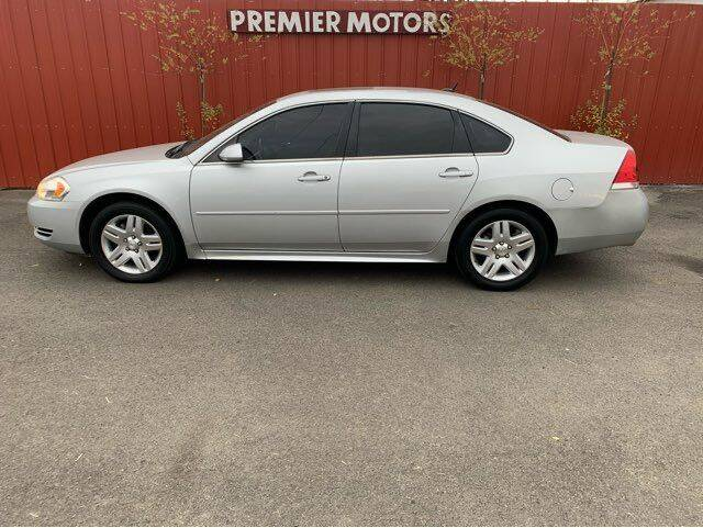 2014 Chevrolet Impala Limited for sale at PREMIERMOTORS  INC. in Milton Freewater OR