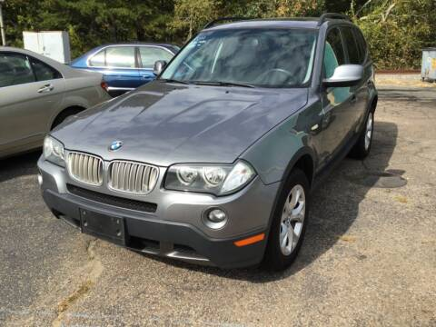 2010 BMW X3 for sale at Willow Street Motors in Hyannis MA