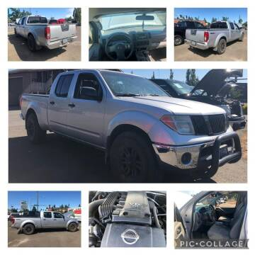 2007 Nissan Frontier for sale at SIERRA AUTO LLC in Salem OR