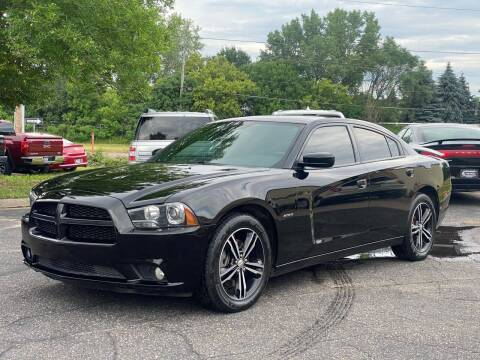 2014 Dodge Charger for sale at North Imports LLC in Burnsville MN