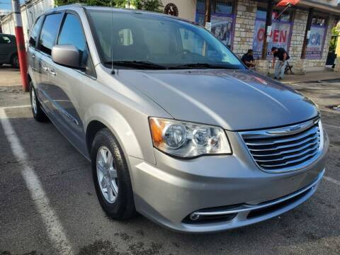 2013 Chrysler Town and Country for sale at USA Auto Brokers in Houston TX