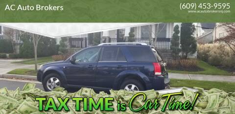 2007 Saturn Vue for sale at AC Auto Brokers in Atlantic City NJ