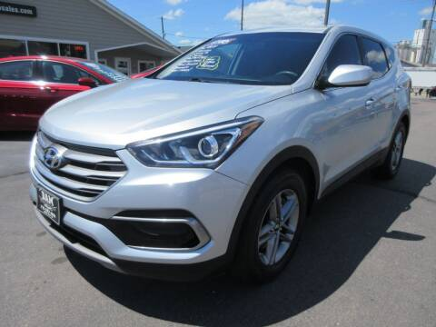 2017 Hyundai Santa Fe Sport for sale at Dam Auto Sales in Sioux City IA