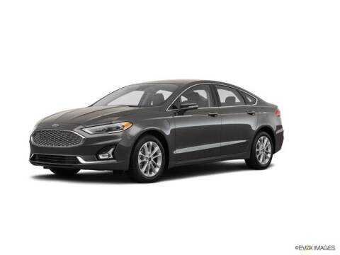 2020 Ford Fusion Energi for sale at Westchester Automotive in Scarsdale NY