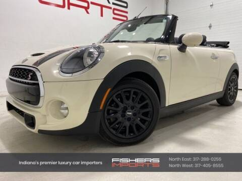 2019 MINI Convertible for sale at Fishers Imports in Fishers IN