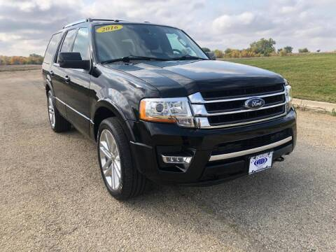 2016 Ford Expedition for sale at Alan Browne Chevy in Genoa IL